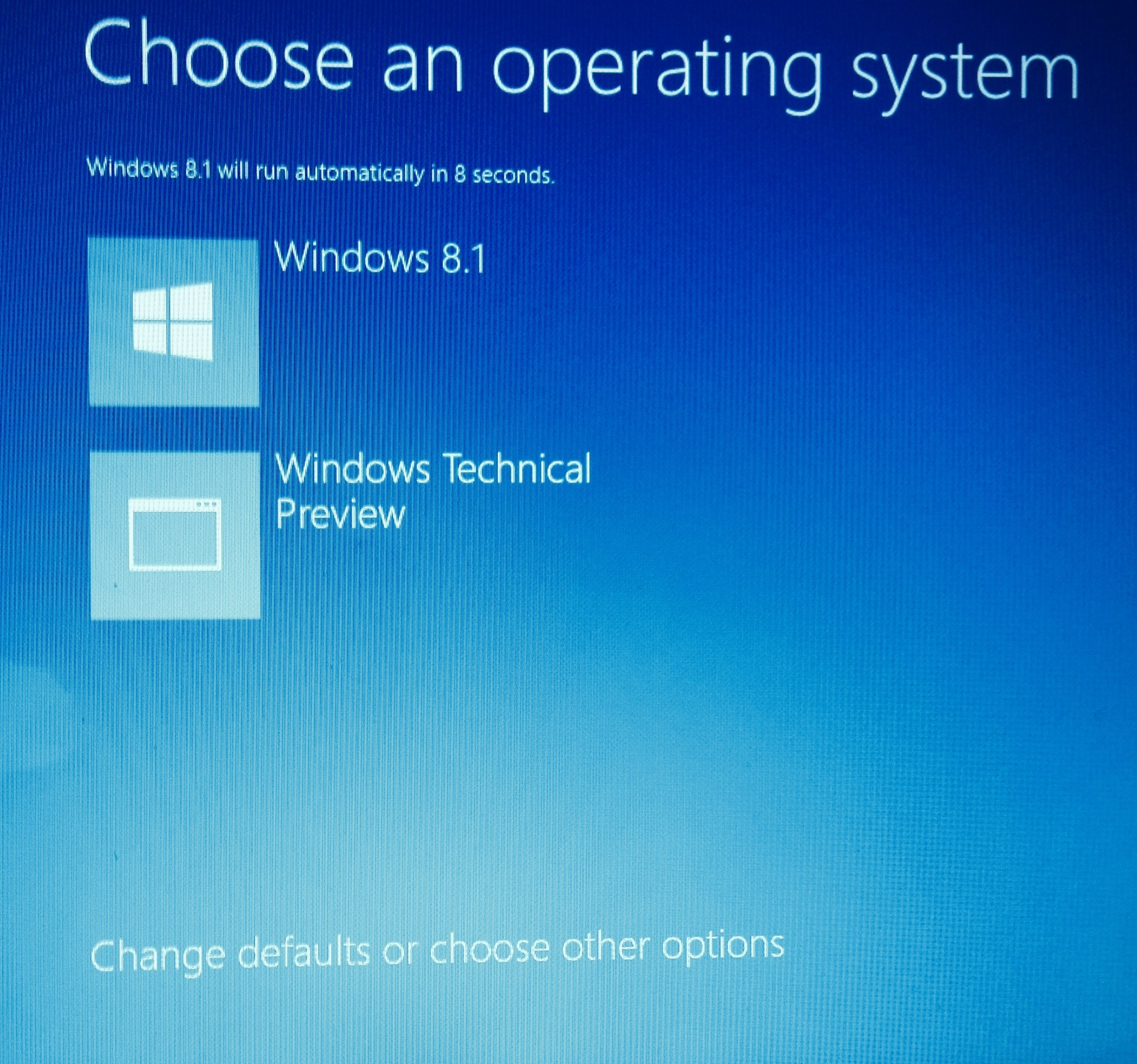 Windows 8.1 and 10 Dual Boot